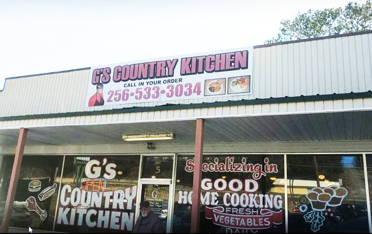 G S Country Kitchen Best Soulfood In North Alabama